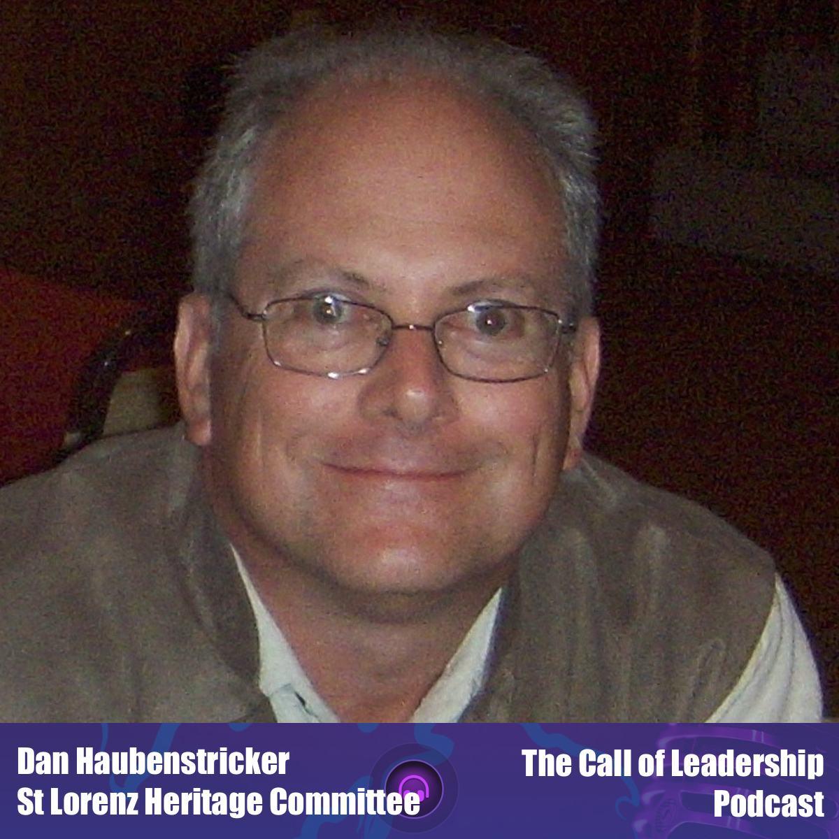 St Lorenz Heritage Committee Dan Haubenstricker