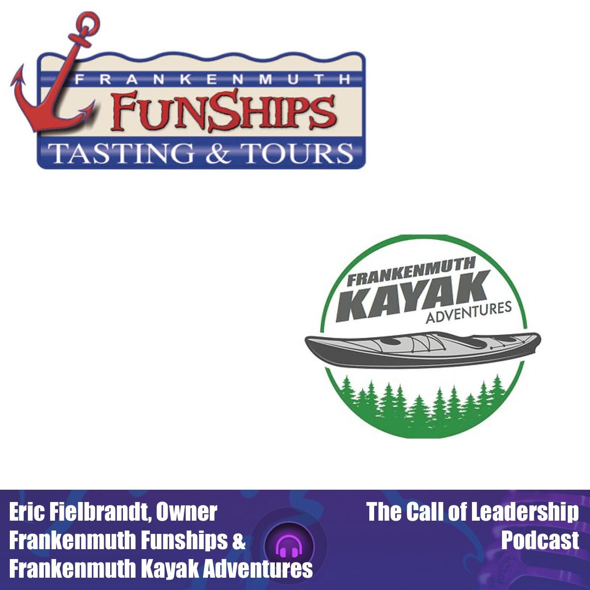 Frankenmuth Funships Eric Fiellbrandt