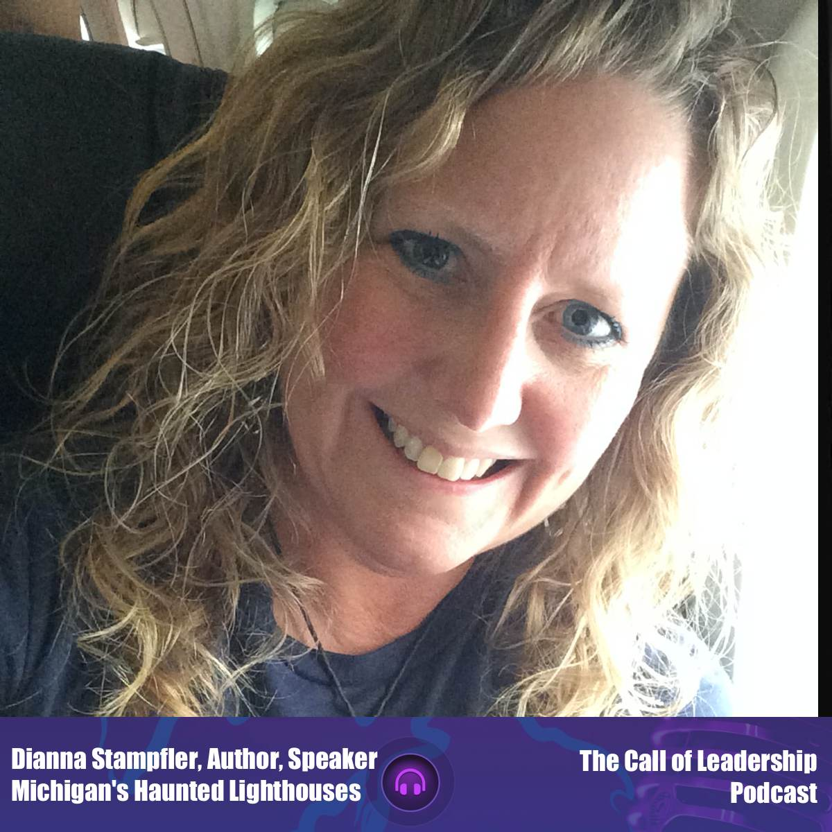 Michigans Haunted Lighthouses with Dianna Stampfler